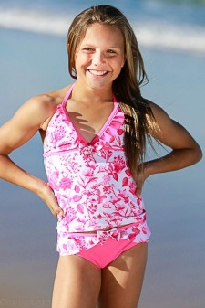 girls tankinis swimsuits for tweens and junior girls