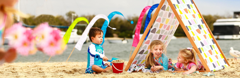 Summer fun and Sun Safe Shop